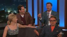 Chris Hemsworth criticised for reckless parenting at Disneyland