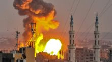 Gaza truce largely holds after Israeli strikes over soldier death