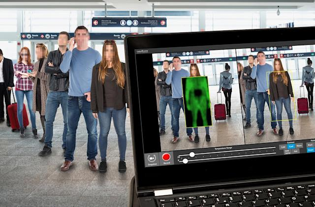 Los Angeles will be the first US city to use subway body scanners