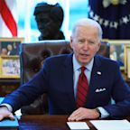 On Bloody Sunday Anniversary, Biden Signs Executive Order To Promote Voting Rights