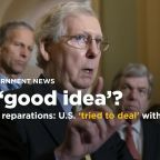 Sen. Mitch McConnell on reparations for slavery: Not a 'good idea'