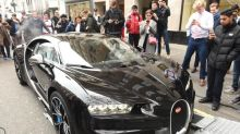 Super-rich queue up to splash out £2m on 261mph Bugatti Chiron