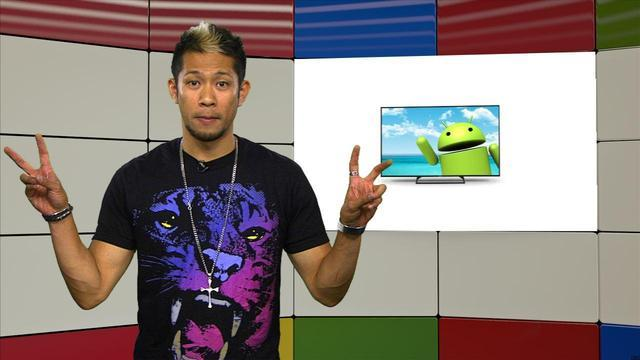 Android TV is coming to Google I/O
