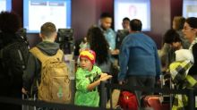 U.S. air travel at record high on U.S., foreign carriers in 2016