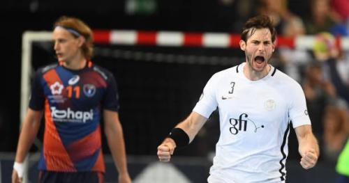 Hand - D1 (H) - Le PSG l'emporte à Montpellier et se rapproche du titre