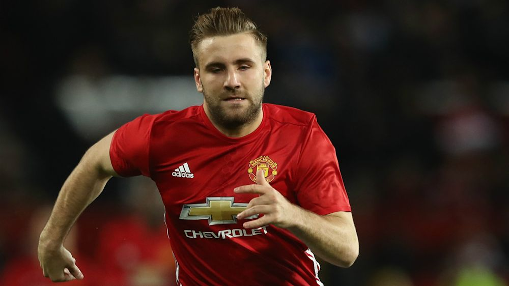 Eric Bailly and Luke Shaw forced off with injury in Man Utd clash with Swansea