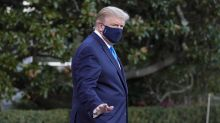Trump in hospital after COVID-19 diagnosis