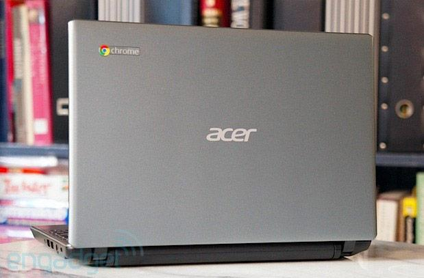 Acer extends $199 C7 Chromebook distribution to NewEgg, TigerDirect, Staples.com