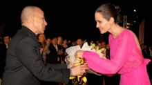 Angelina Jolie Is the Lady in (Hot!) Pink at Cambodian Opening Ceremony for Her Film