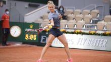 Roland-Garros (F) - Roland-Garros : Fiona Ferro et Elina Rybakina déplacées sur le Philippe-Chatrier