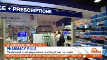 Pharmacy push to sell Viagra, the pill, over the counter