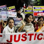 Indian rape victim set ablaze by gang of men on her way to court as outrage grows over violence against women