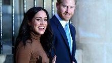 Grande-Bretagne : Harry et Meghan renoncent à leurs titres royaux