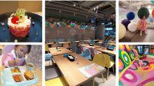 【親子餐廳】石門KidsKiss Kingdom 9000呎玩樂空間!素食菜式+大風吹氣球