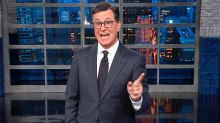 Colbert Shows How Trump's Bromance With Hannity Led To Supreme Court Pick
