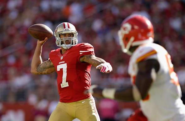 NFL fines 49ers' Colin Kaepernick for wearing Beats over Bose (update)