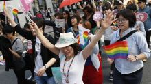 Japanese politician slammed as 'dinosaur' after claiming LGBT education would mean 'no children'
