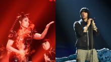 Eminem Says He Would Like to Date Nicki Minaj -- Read Her Flirty Response!