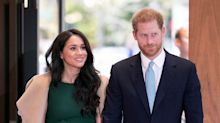 Meghan Markle, Prince Harry File Trademark After Split from Kate Middleton, Prince William's Charity