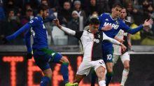 Na ponta da tabela, Juventus visita o Sassuolo pelo Campeonato Italiano