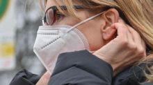 Covid e mascherina: aumenta sindrome dell'occhio secco