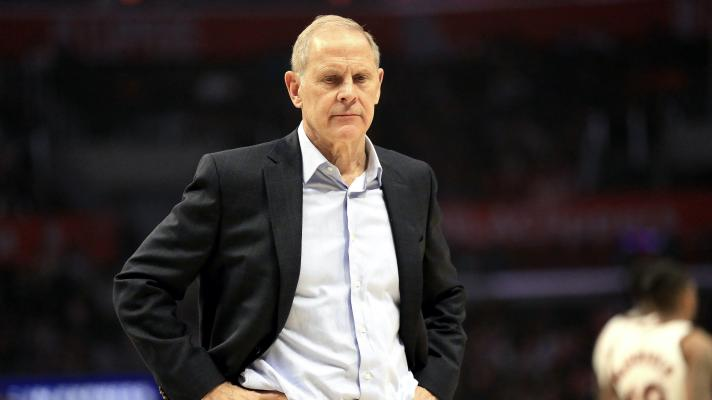 Four Quarters: John Beilein's poor transition to the NBA