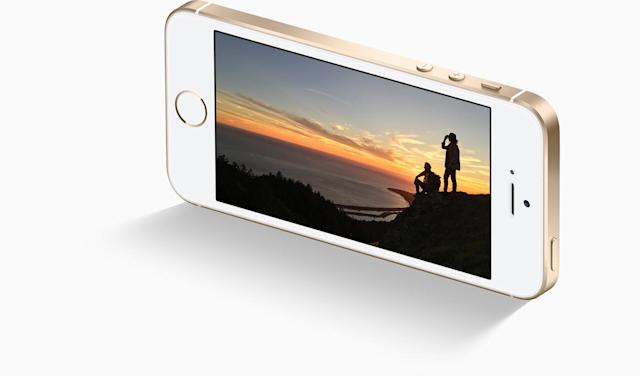 The iPhone SE vs. the competition: Small but strong