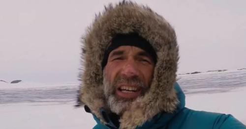 Tous sports - Vidéo : des images de Mike Horn en Antarctique
