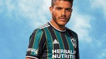 LA Galaxy officially unveil retro-inspired secondary jersey