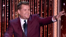 James Corden Is Dusting Off His Tap Shoes to Host the 2016 Tony Awards