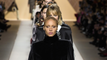 Fendi Is Feeling the '80s for Fall 2018