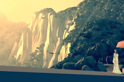 Middle Earth comes to life in epic Chrome experiment