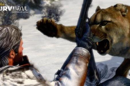 Cabela's Survival: Shadows of Katmai opens up its manly heart