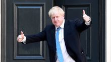 Johnson Woos Tories With 'Vintage Boris' as Brexit Revolt Looms