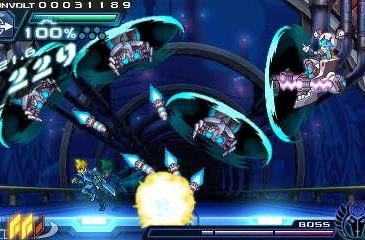Azure Striker Gunvolt drops English voices, hitting Japan August 20