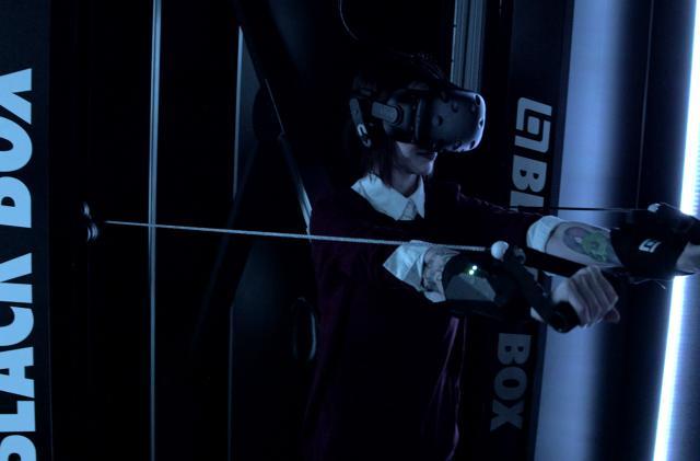 Black Box VR plans to open a boutique, high-tech gym