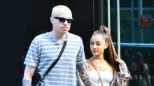 Ariana Grande and Pete Davidson 'still spending time together' despite calling off engagement