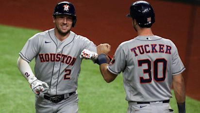 Say hello to the bad guys: Astros back in playoffs