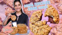 How To Make Oatmeal Chocolate Chunk Cookies