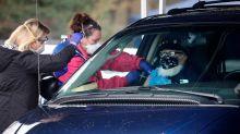 Johnston says no line for Johnson & Johnson vaccine at Saturday's drive-thru clinic