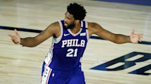 Sixers' Joel Embiid seems to feel disrespected after missing All-NBA cut