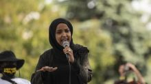 Rudy Giuliani promotes long-debunked image of Ilhan Omar 'at al-Qaeda training camp'