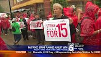 Fast-Food Worker Strikes Coming to Los Angeles
