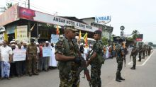 Sri Lanka troops launch major hunt for Islamists linked to suicide attacks