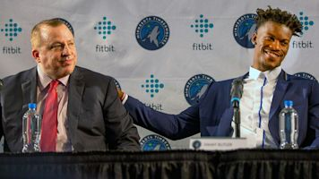 Serving notice: Thibs wants to keep Butler