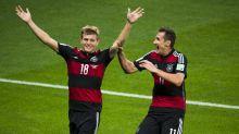 """Toni Kroos: Miroslav Klose """"ein großes Vorbild"""""""