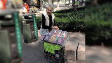 Las muñecas 'Friditas' de una abuelita que han despertado el interés de la gente en CDMX