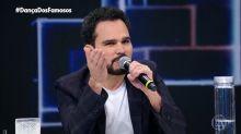 Luciano Camargo cita novela da Record na 'Dança dos Famosos'