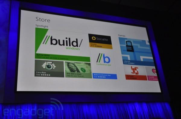 Windows 8 Store to sell both Metro-style apps and conventional Win32 programs
