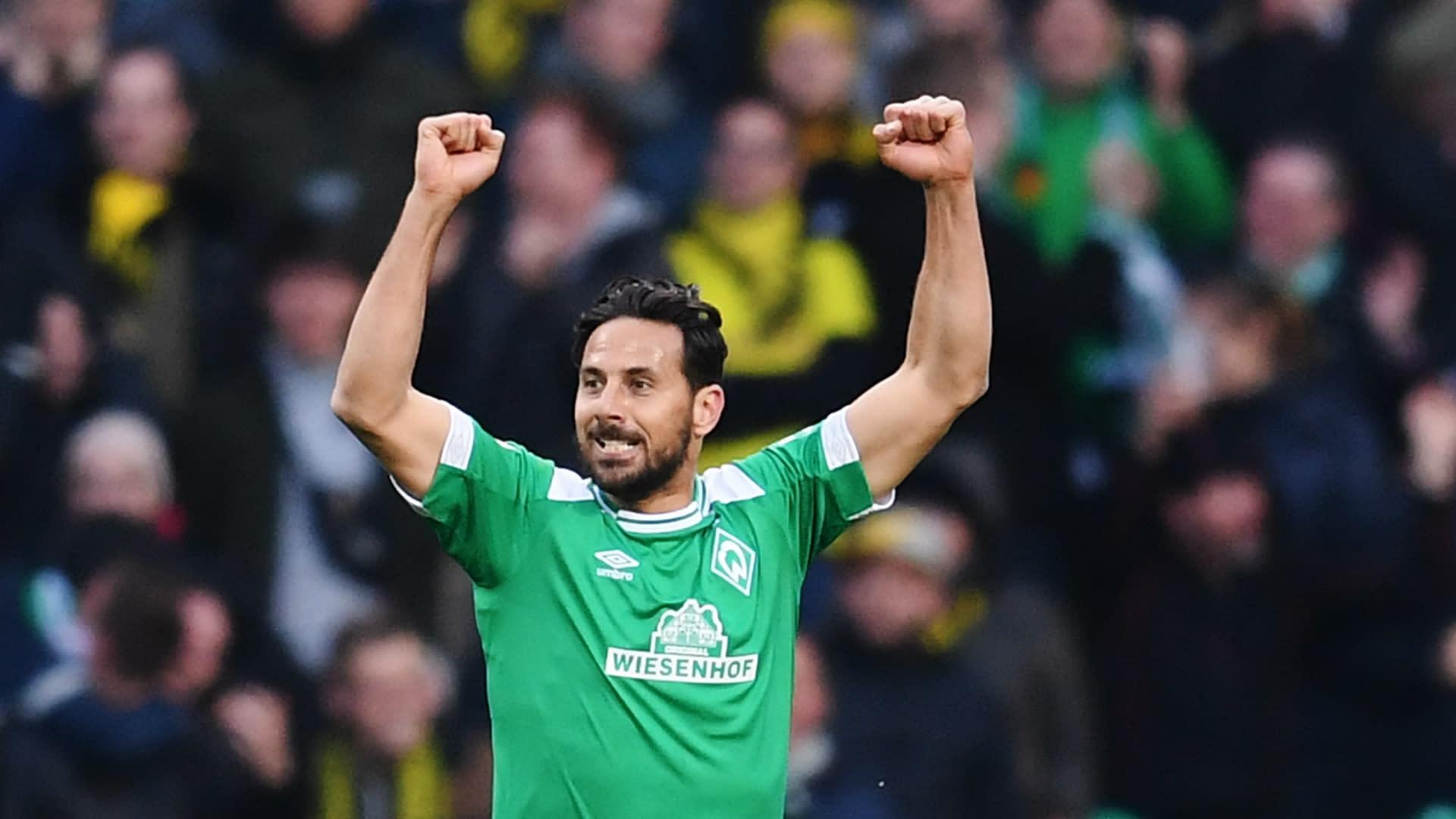 Bundesliga: Dortmund's draw with Werder Bremen all but hands title